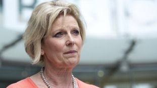 Anna Soubry said many Tories were angry over plans to set down a Brexit date in law.