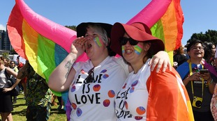 Australia's parliament will vote later this month on whether to legalise same-sex marriage.