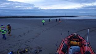 Beach operation