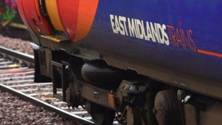 TRAINS: EAST MIDLANDS TRAINS - NOTTINGHAMSHIRE