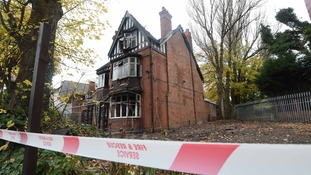 Luxury home suffers second fire in just two days