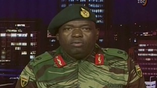 Major General SB Moyo