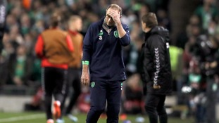 Martin O'Neill defiant as Republic of Ireland suffer World Cup woe against Denmark