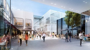 Work on the new Westfield shopping centre will begin in 2019.