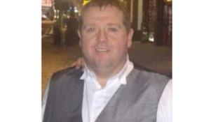 Victim: David Ross