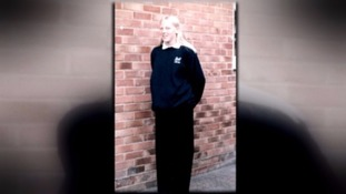 The schoolgirl was murdered as she walked a neighbour's dog near her home in Exwick 20 years ago today.