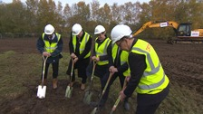 Building begins at new £10m children's hospice in Norfolk