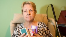 Pamela Midgely, 61, takes multiple medications for her myriad of illnesses