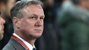 Scottish FA 'makes move for Michael O'Neill'