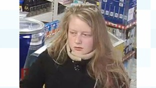 Gaia Pope: New CCTV images of missing teenager released
