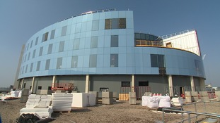 The new Papworth Hospital