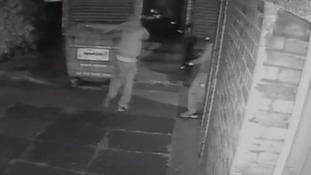 Dramatic footage of attempted murder shooting released in bid to trace suspects