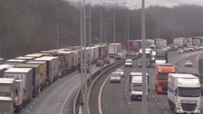 Plans for M20 lorry park are dropped
