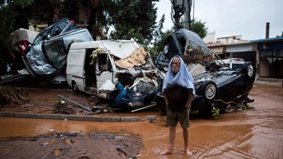 Greece: Deadly flash floods kill at least 16 people