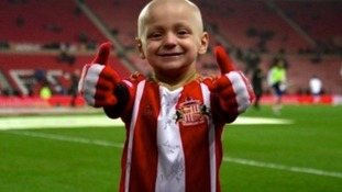 SAFC to raise money for 'holiday home' with special edition Bradley Lowery shirt