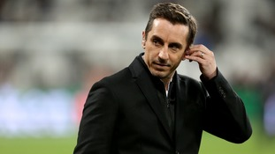 Former Manchester United and England player Gary Neville to join ITV for World Cup in Russia
