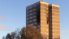 Tower block fire alarm system 'worked as designed'
