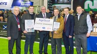 Top awards for South of Scotland farms