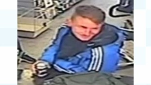 CCTV: Police release image after 'high value burglary'