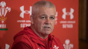 Warren Gatland makes 14 changes for Wales' clash with Georgia