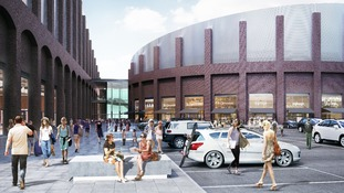 Plans to build a 500,000 sq ft regional leisure scheme in Swindon have been given the go ahead.