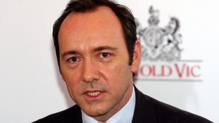 During a press conference at the Old Vic in 2003.