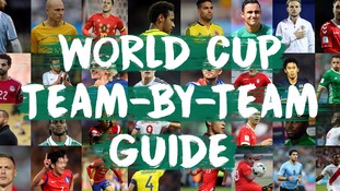 2018 World Cup: A team-by-team guide