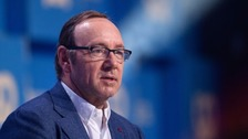 Spacey accused by 20 people of 'inappropriate behaviour'