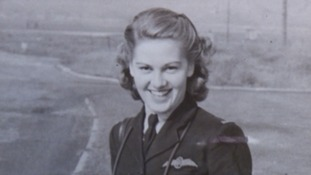 Joy Lofthouse was one of the first women to fly Spitfires.