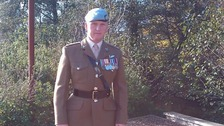 Appeal for missing war medals taken on Remembrance Sunday