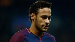 Unai Emery quashes talk of Neymar leaving Paris Saint-Germain