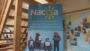 Nacoa operates a free phone line for people in need of help and support.
