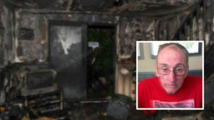 Anthony Nicholls died following the fire at his home in Tile Cross.