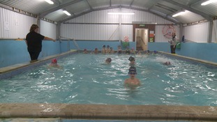 Schools need to splash the cash to keep swimming pools open