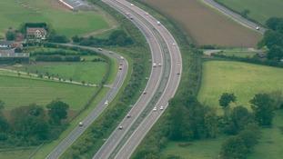 A120 in Essex