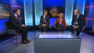 The West Country Debate is on ITV at 10.40pm.