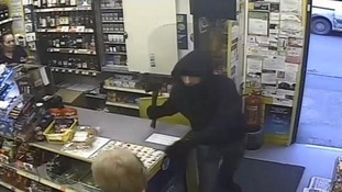 Former soldier admits robbery after hitting shopkeeper on the head with an axe