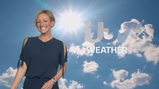 Wales Weather: Fine end to the week!