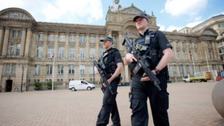 Increased security as Birmingham Christmas market starts