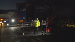Police appeal after woman dies in crash near Carlisle airport