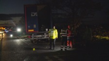 Police appeal after woman dies in Carlisle airport crash