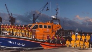St Helier Lifeboat Crew