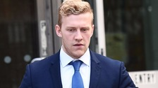 Ulster star Olding denies rape charges