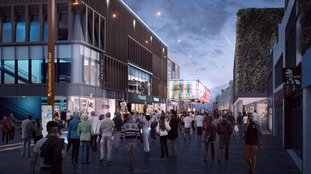 Big changes for Newcastle city centre