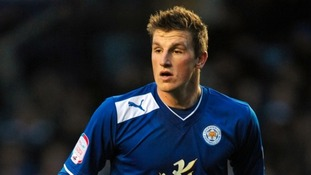 New Leicester signing Chris Wood scored again.