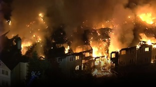 Massive fire engulfs nursing home in Pennsylvania injuring 20 residents
