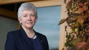 Sarah Clarke is the first female Black Rod in the 650-year history of the institution.