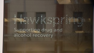 Hawkspring provide help to those recovering from drug and alcohol problems.