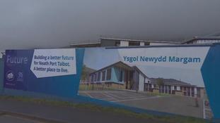 Ysgol Newydd Margam