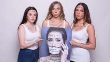 Beauty queens battle bullies in memory of friend